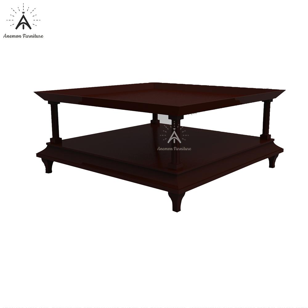 Af Pl9909 High Quality Dark Solid Wood Tables Ash Wood Coffee Table For Hotel Buy Dark Wood Coffee Table Solid Wood Coffee Tables High Quality Ash Wood Coffee Table For Hotel Product On