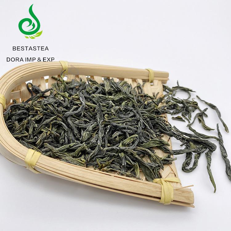 Factory Wholesale Price Natural Japanese Loose tea Liu An Gua Pian Green Tea - 4uTea   4uTea.com