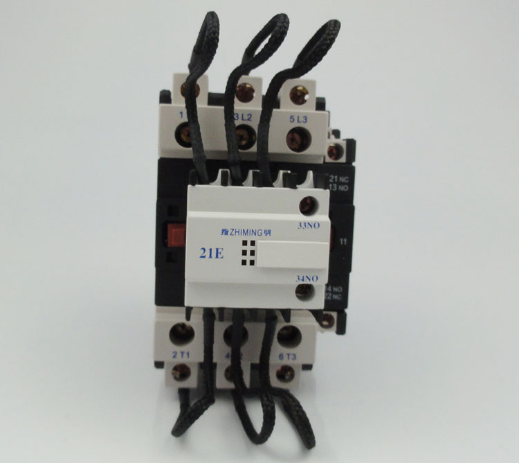 Zhiming Group CJ19-63 Magnetic Electrical Capacitor Contactor CJ19 Switched Capacitor Contactor Series