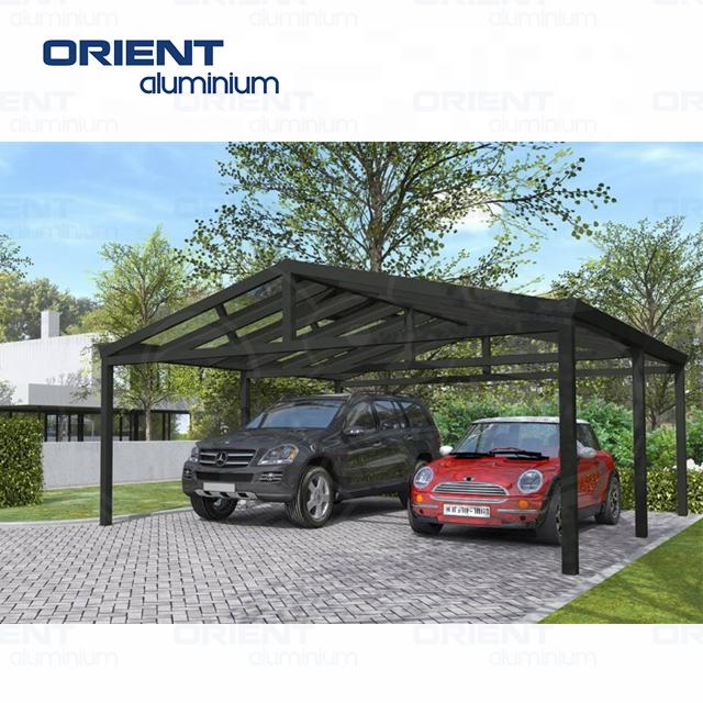 Outdoor Car Port Carports Shelter Garden Shelter Aluminium Carport Polen Garage Carports