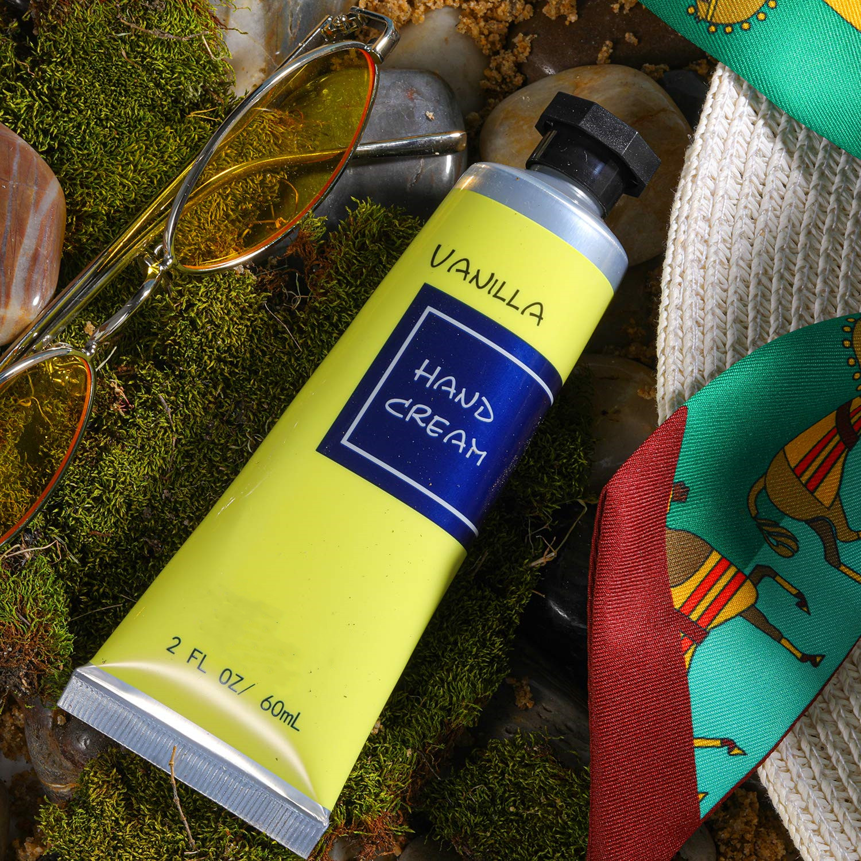Подарок на День Благодарения 80 г увлажняющий Ароматизированный крем для рук Подарочный набор с логотипом