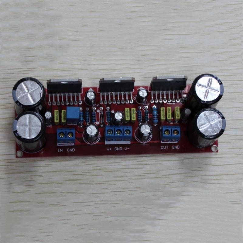 Taidacent DC30V TDA7293 усилитель плата параллельная 255 Вт Плата усилителя мощности, Hi-Fi, интегральная схема с высокой мощностью подойдет как для повседневной носки, так Amp доска