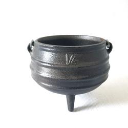 Волшебный мини-котелок Ведьмака WICCA, котелок, горшок для горения, котелок
