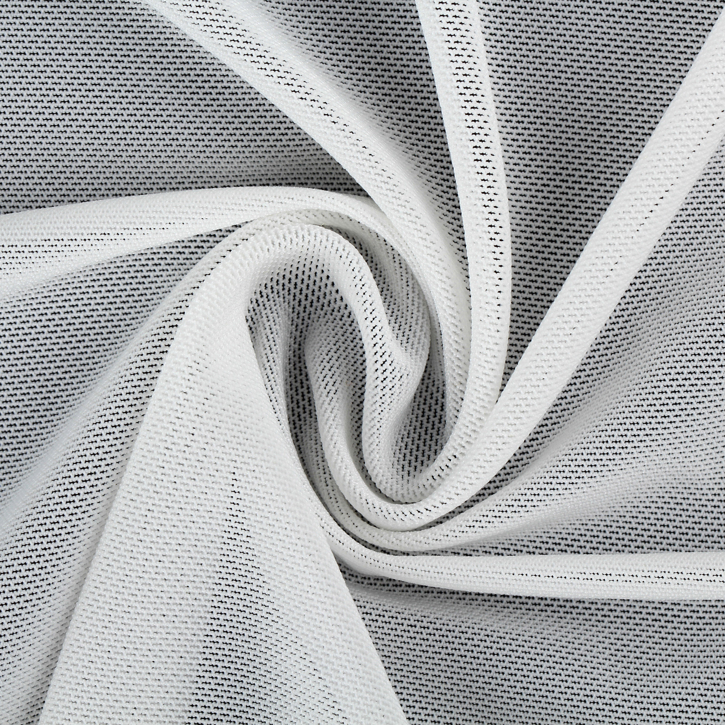 warp knitted plain dyed 4 way stretch mesh 85% nylon 15% spandex fabric for underwear