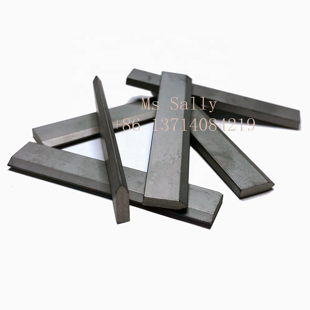 Высокоизносостойкая полированная пластина из карбида вольфрама для инструментов