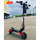 Unicool 2020 New design scooter electric adult dual motor suspension foldable powerful 60V 2000w electric scooters