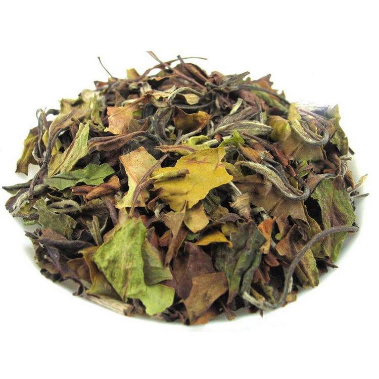 China White Tea Shou Mei - 4uTea | 4uTea.com