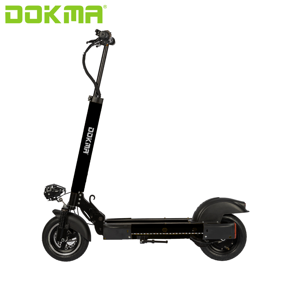 Dokma elecric scooter fast high speed with lithium battery 2 wheel electric scooter for adult electric