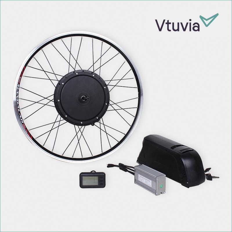 Factory price electric bike kit 48V 350w 500w 1000W e bike hub motor kit electric bicycle conversion kit