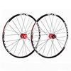 29-red-1Pair wheels