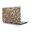 Leopard grain pattern