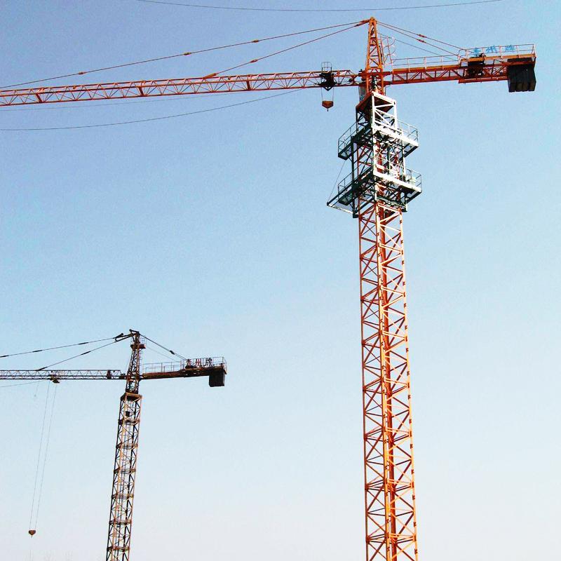 Mini Large Tower Crane Professional Manufacturer CRANE qtz63 5013