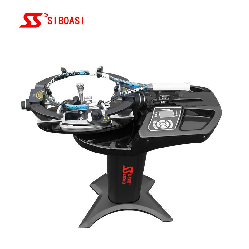 Цифровая автоматическая машина для ракетки для бадминтона и теннисной ракетки