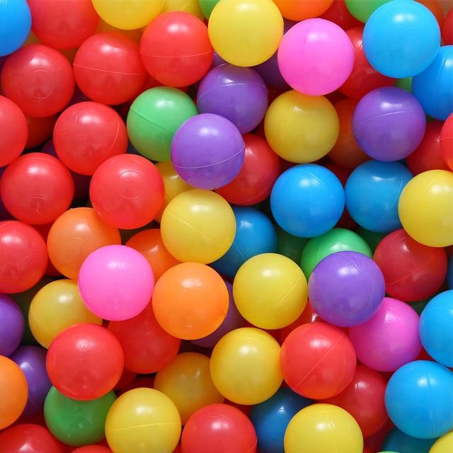 Профессиональные Лучшие продажи дешевые 5000 шариковые ямы Пластиковые ямы шарики