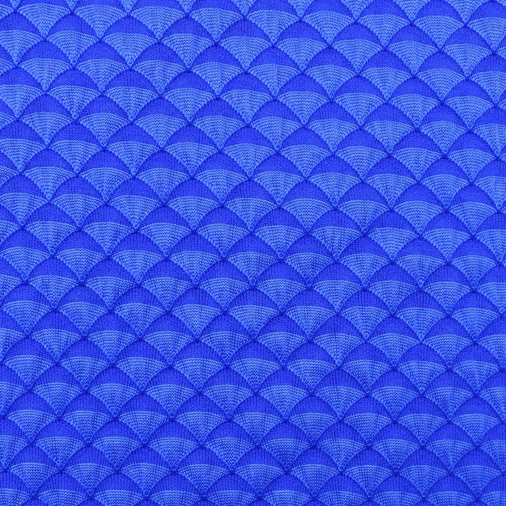 92%nylon 8%spandex knitted jacquard for swimwear swimming suits stretched fabrics