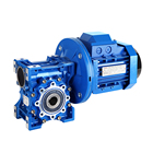 Reducer Gear Reducer BMRV075 Durable Worm Gear Speed Motor Reducer For Conveyor Belt