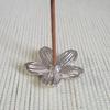 silver plum blossom