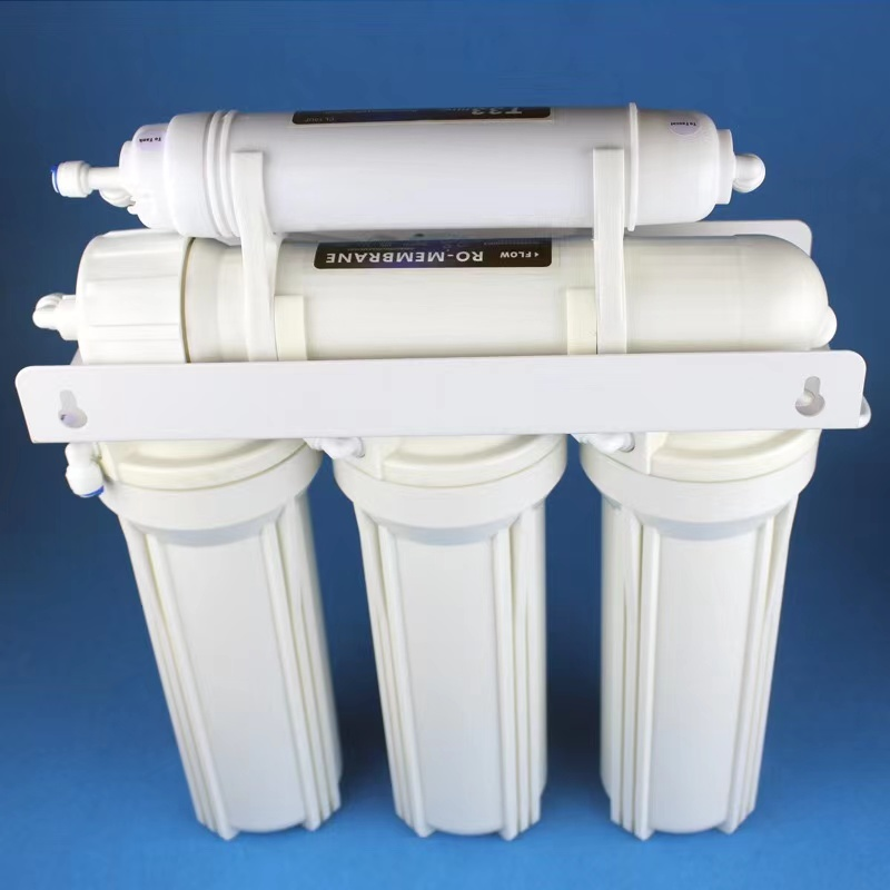 50 / 75 / 100 GPD 5 Stage Reverse Osmosis RO Water Filter System Purifier for Directly Drink