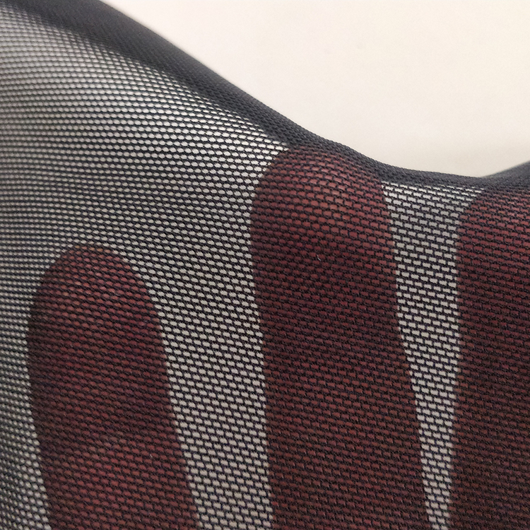 Nylon Spandex Girl Clothing Perforated Fabric Mesh Mosquito Net Fabric Roll