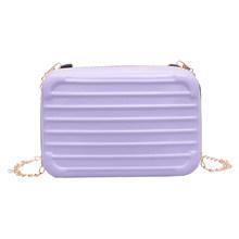 Новая индивидуальная Женская мини-чемодан, модная сумка для багажа, мягкая квадратная сумка в виде ракушки, женские кошельки и сумки, Bolsas C55(Китай)
