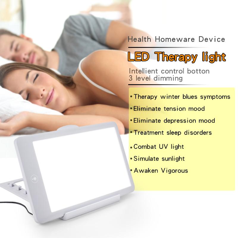 JSK-18 Сезонное аффективное грустно болезни свет Светодиодные лампы терапии