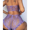 Purple Lace pattern