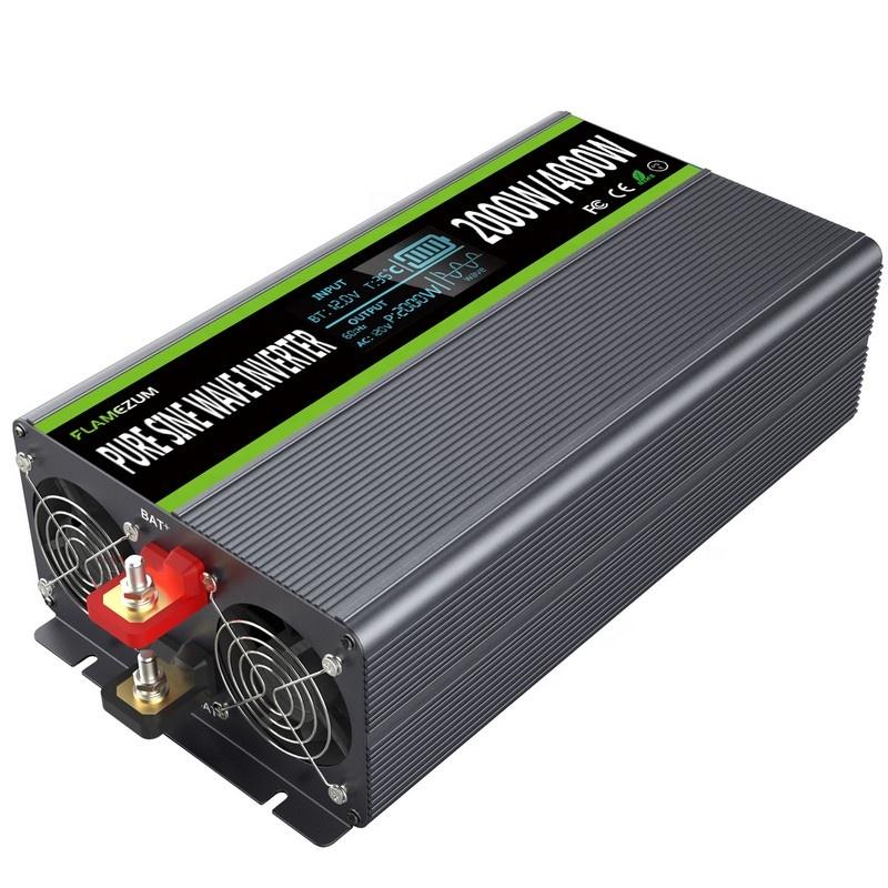 Joeyoung 1500 watt inverters pure sine wave solar power in car inverter 12v 400w 1000w 12v 220v solar power inverter