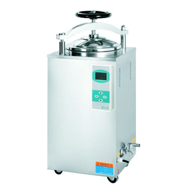 Vertical Pressure Steam Autoclave Sterilizer for Lab