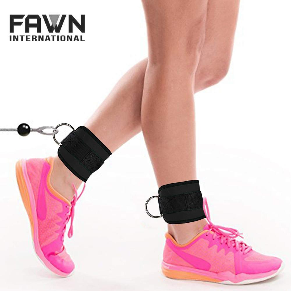 FIT4WORKOUT Ankle Straps