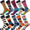 10 Pairs Stripe Series
