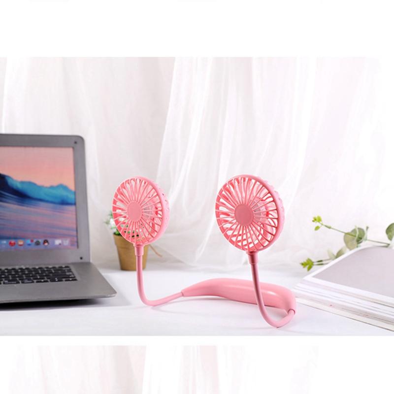 best selling products usa amazon mini hand fans Neck Fan Rechargeable mini fan usb