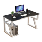 Computer Study Table Modern Home Office Wooden Computer Gaming Desk Study Table