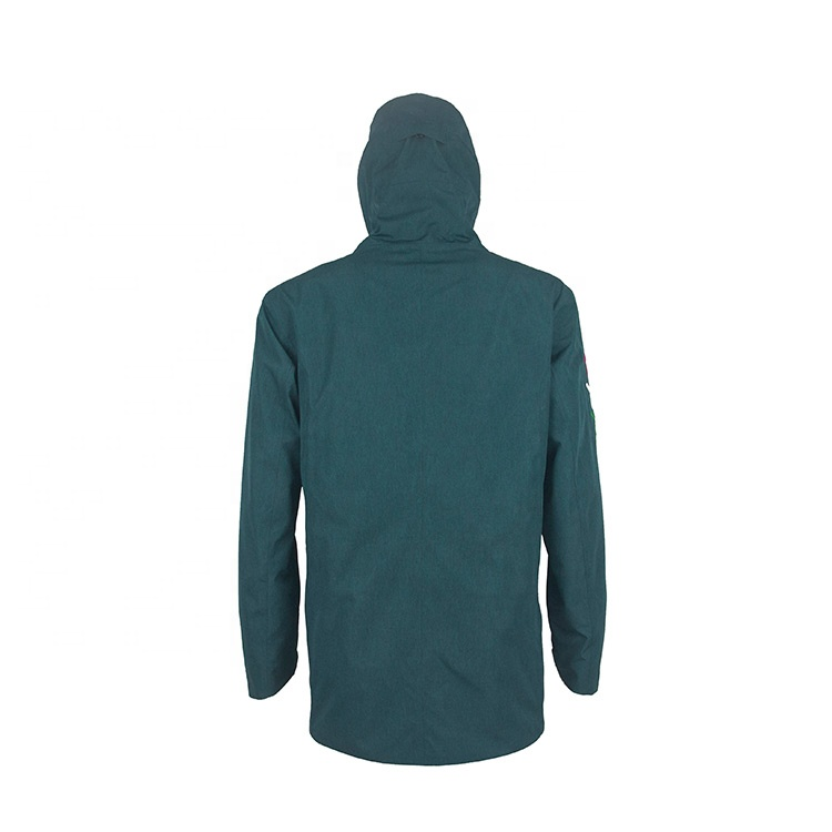 OEM/ODM 20000M Hooded Windcheater Custom Wind Breaker Mens Jackets High Quality Winter Waterproof