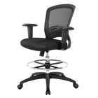 Drafting Mesh Drafting Chair Mesh Drafting Chair Tall Office Chair Swivel With Adjustable Armrest