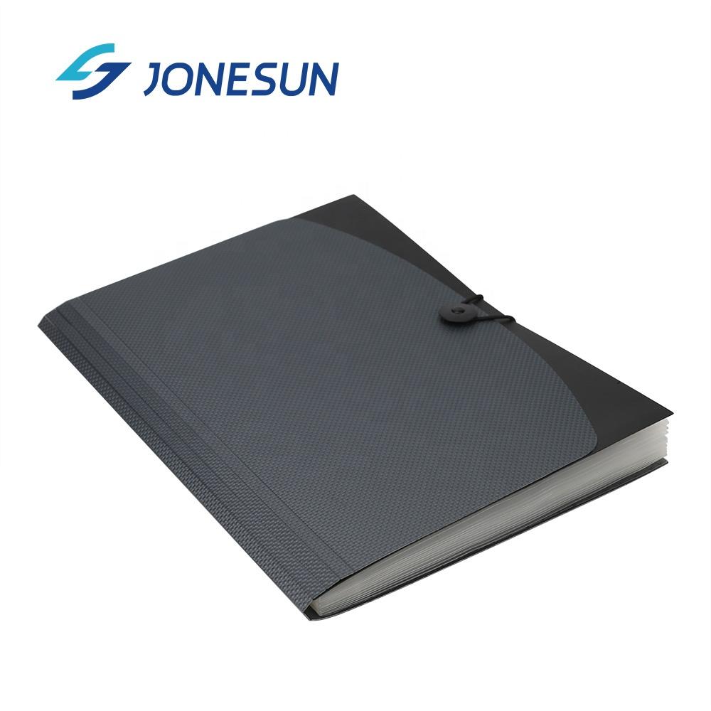 Оптовая продажа, пластиковая папка-органайзер А4 для файлов с 13 карманами и эластичной застежкой в наличии