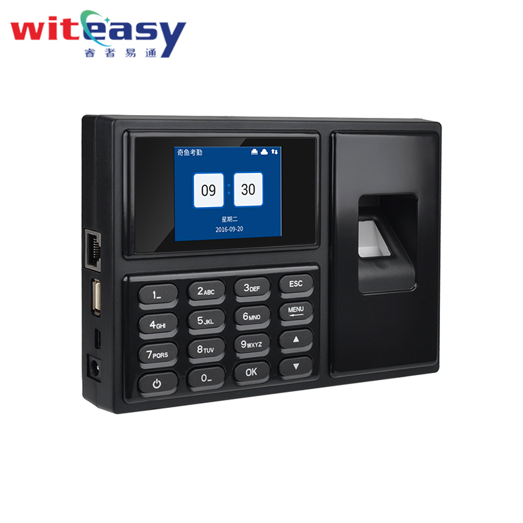 Factory manufacture various tcp/ip usb fingerprintaccess control time attendance