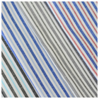 Cotton Striped Fabric Wholesale 80% Polyester 20% Cotton Fabric Striped Garment Fabric