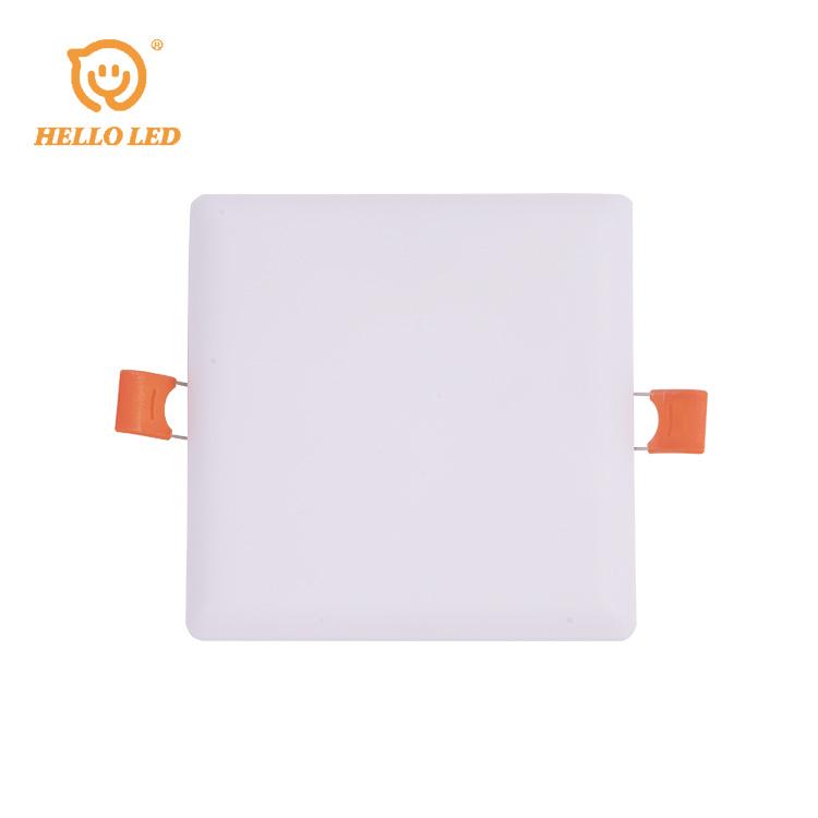 2020 new High Lumen Anti-glare IP22 120mm 18w LED Frameless Panel Down Light