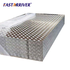Compass 5052 H32 Compass Diamond Aluminum Checkered Plate For Trailer Floor