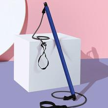 Фитнес-оборудование для бодибилдинга, йоги, растягивающаяся веревка, эластичный спортивный домашний тренажерный зал, вытяжка, гимнастичес...(Китай)