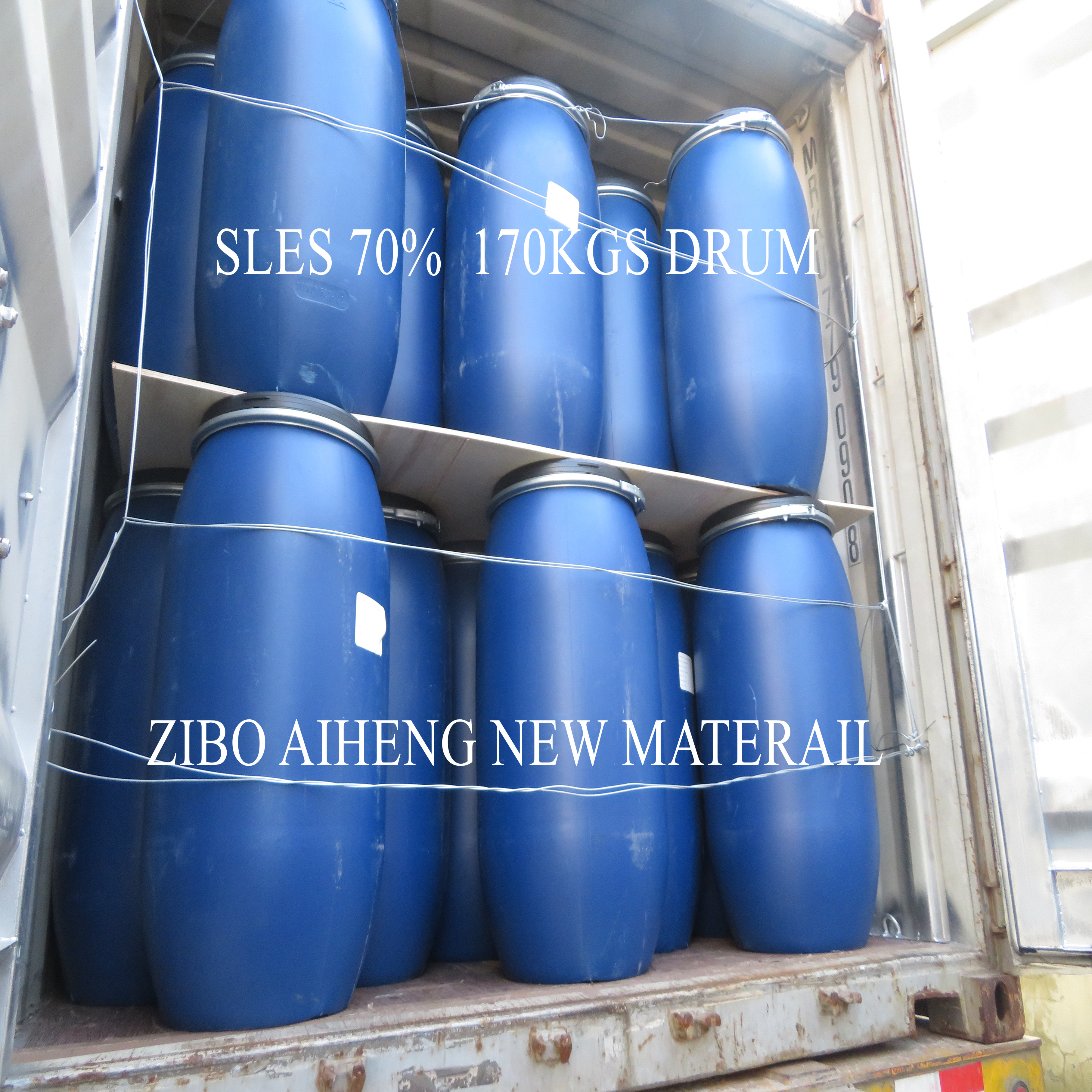 price sles 70 n70 sodium lauryl ether sulphate 70% SLES for detergent