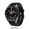 DT91 Smartwatch-Black-Silicone