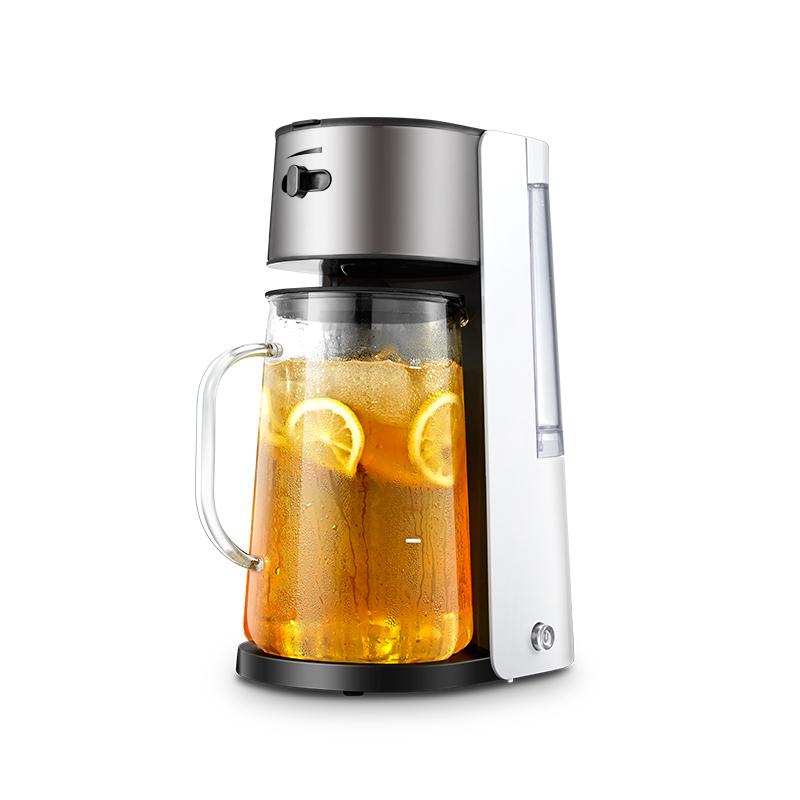 Небольшая Бытовая ледяная чайная машина, быстрое охлаждение, простое управление, можно настроить, объем 3 л