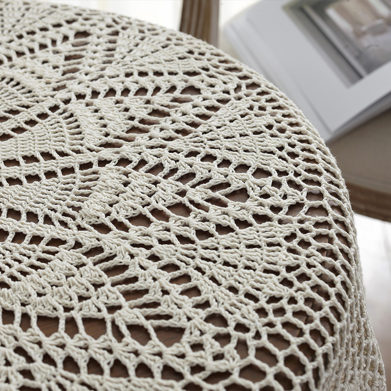 Custom Oval Crochet Lace Organza Embroidered Kitchen Curtains Tablecloth Buy Crochet Lace Tablecloth Oval Crochet Tablecloth Kitchen Curtains Tablecloth Product On Alibaba Com