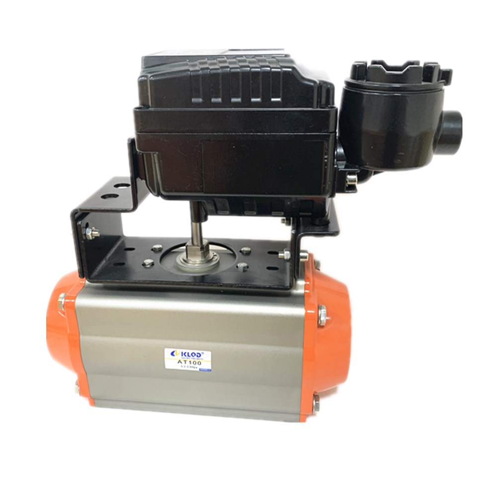 YT-1000R 4~20mA electro pneumatic valve positioner