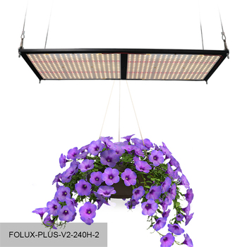 Meijiu Samsung lm301B 240W QB 288 Board Full Spec Led Grow Light With Far Red 660nm For Indoor Plants Led Growlights