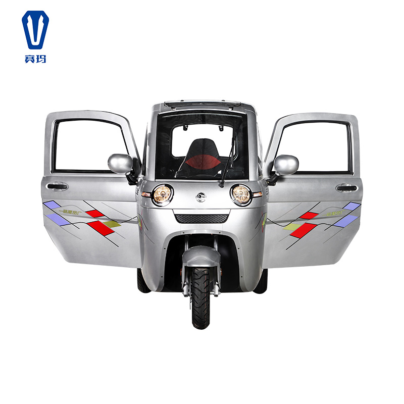 China Factory Electric Tricycle Rickshaw / Passenger Rickshaw Cargo Electric Tricycle 3 wheels