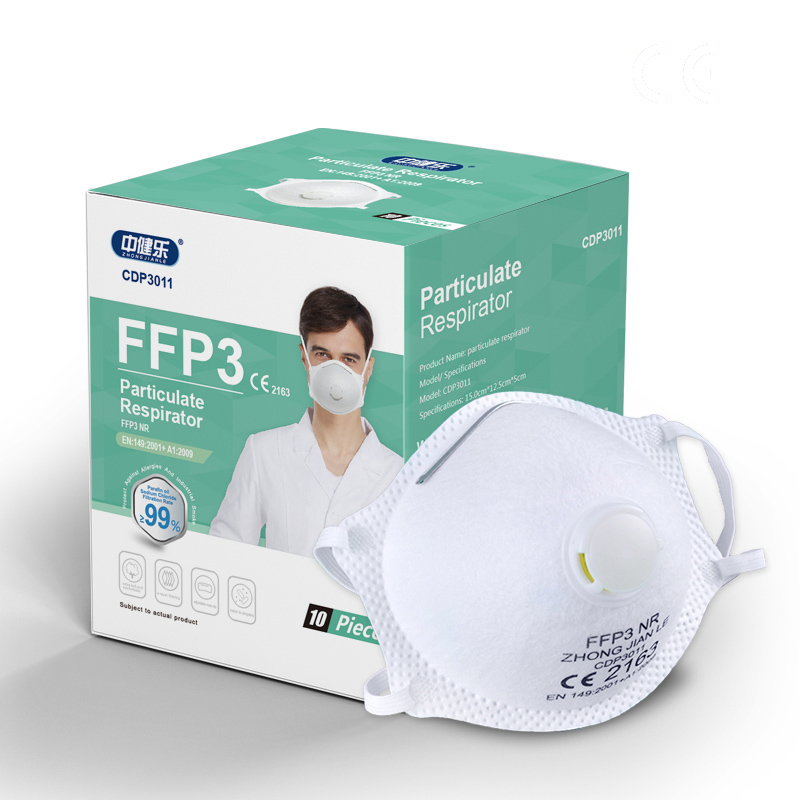 2021 Winter NEW ZHONGJIANLE FFP 3 Kn95 Respirator Disposable FFP2 Party FFP3 masque Face Mask with valve - KingCare | KingCare.net