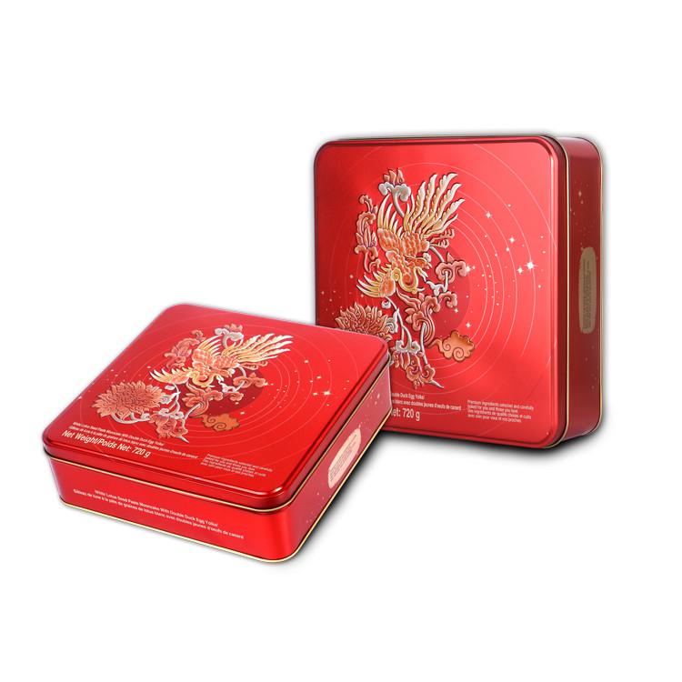 Lailihong factory Chinese Mooncake price baked Durian mooncake