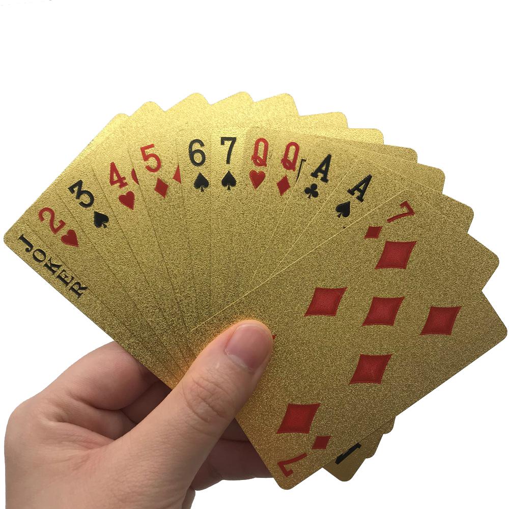 Kartu Bermain Kasino Kertas Kustom Kartu Poker Emas Buy Walmart Gold Cards Poker Casino Playing Cards Gold Poker Cards Casino Playing Cards Paper Playing Cards Custom Poker Product On Alibaba Com